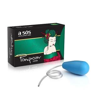 Cone para Pompoarismo Azul - Peso 70g (PA006)