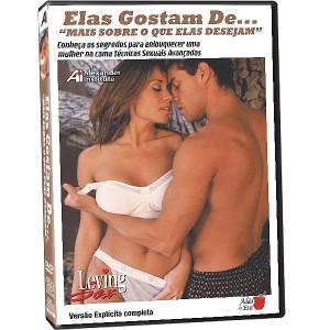 DVD - Elas Gostam De.... Mais sobre o que elas desejam - Loving Sex
