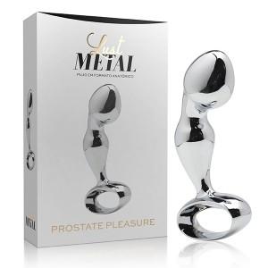 Plug anal Lust Metal - Plug Prostate Pleasure (LM019)